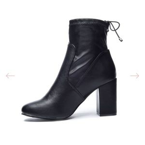 Chinese Laundry Kyla leather bootie